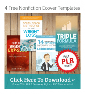 Free Non-Fiction-Kindle-Cover Templates